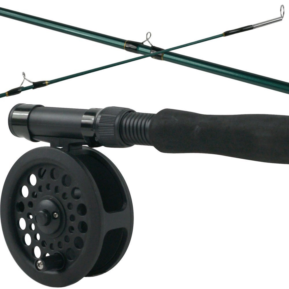 5 best fishing rod and reel combo kits for a beginner for Best fishing pole for beginners