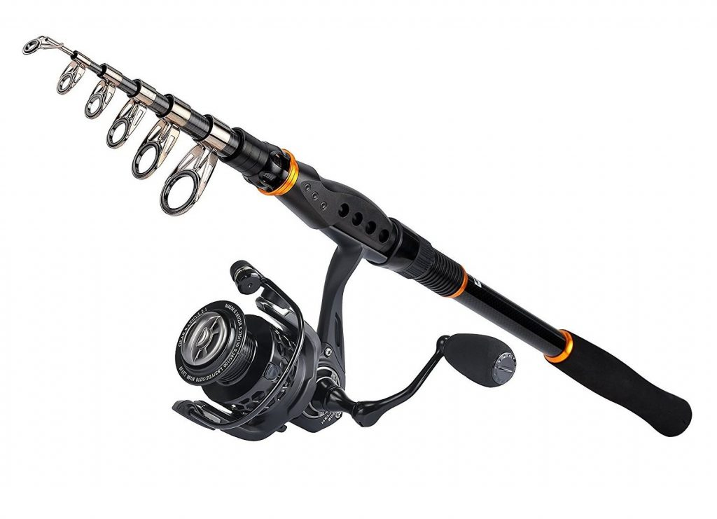 KastKing Combo Spinning Rod and Reel Kit