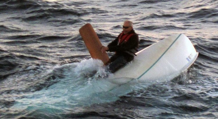 what causes boat to capsize