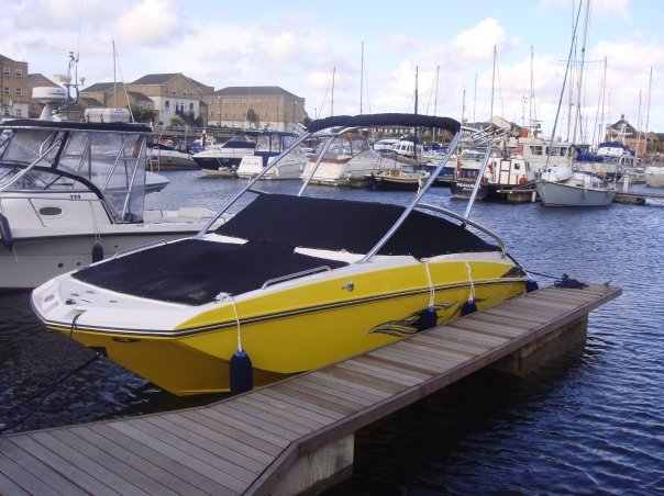 winter cover  for speed boat