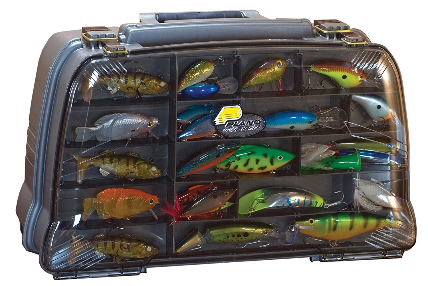 5 best fishing tackle boxes 2017 hard soft to large for Fishing tackle box