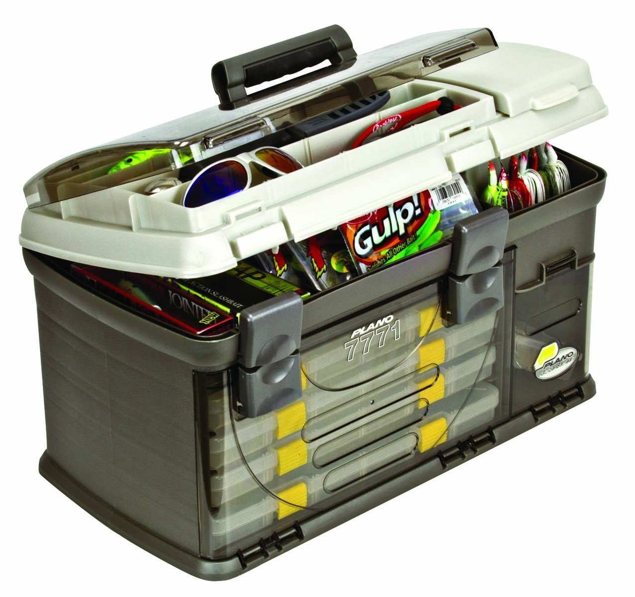 5 best fishing tackle boxes 2017 hard soft to large for Fishing gear and tackle