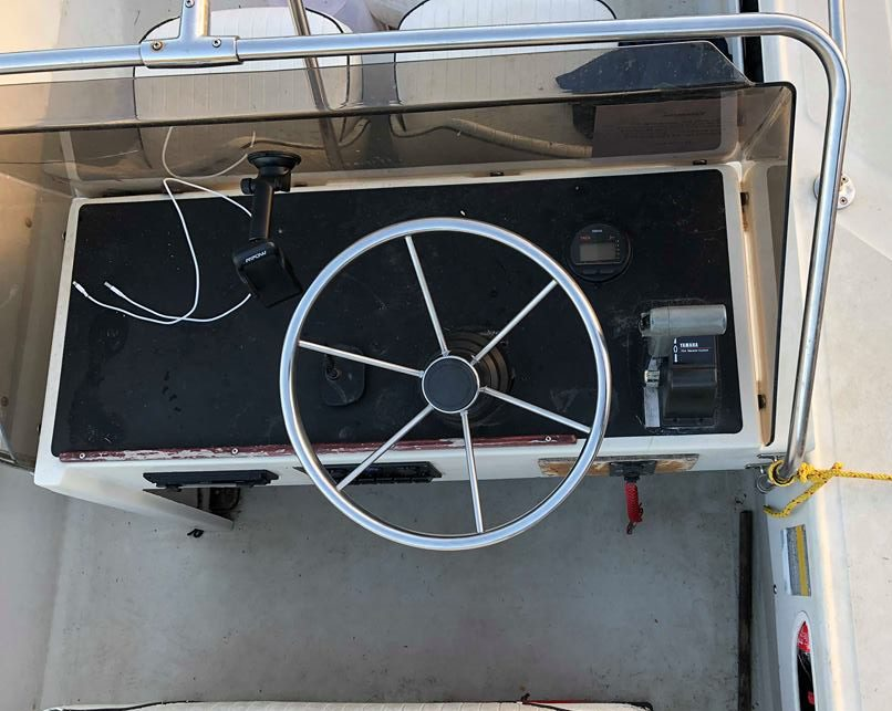 steering wheels for boats