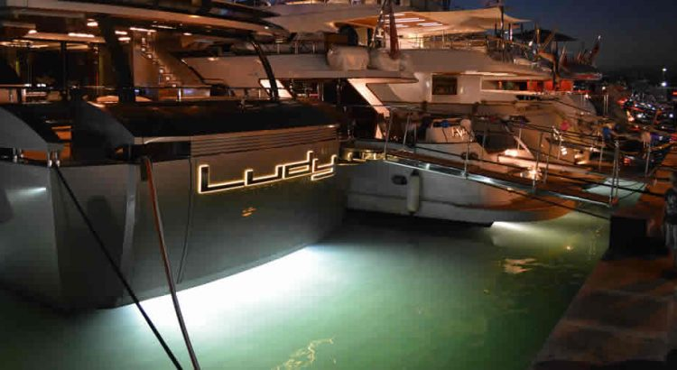best boat underwater lights