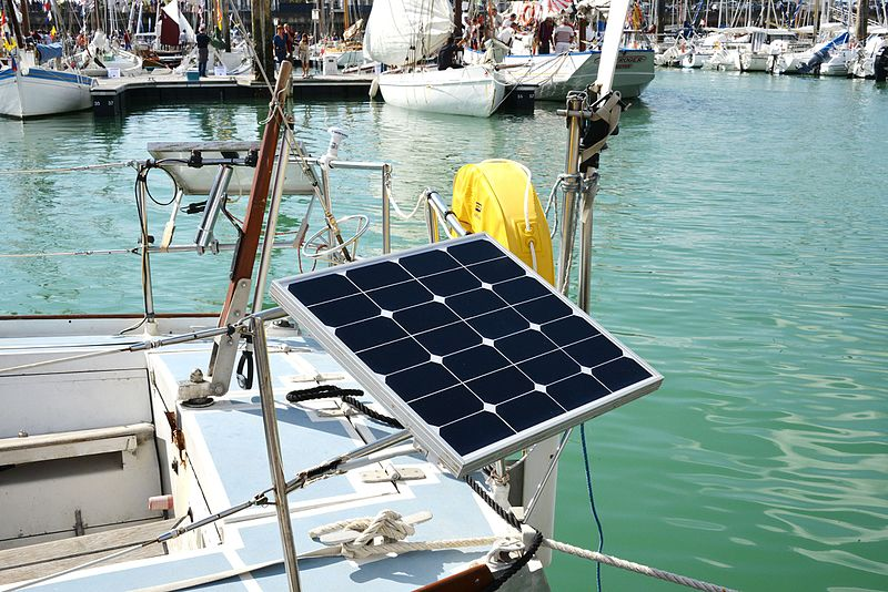 5 Best Marine Solar Panels 2019 Boat Power Systems