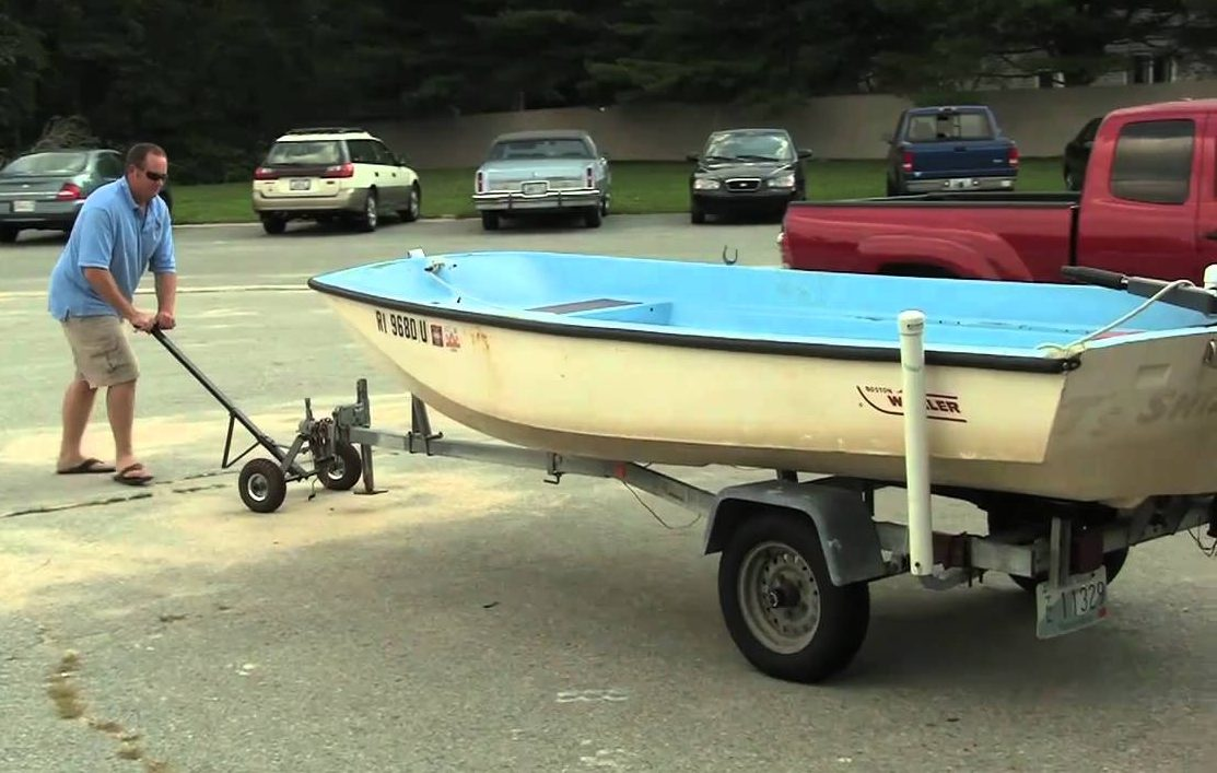 Best Boat Trailer Dolly 2019 Manual Amp Electric Dollies