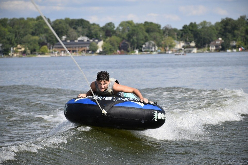 towable tube for adults