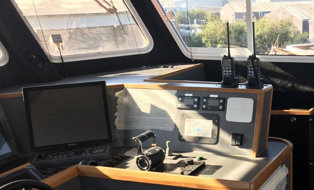 Handheld VHF Marine Radios